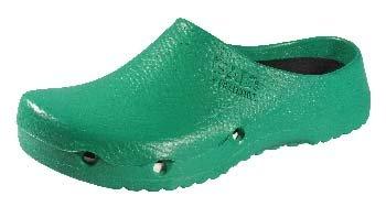 Birki's Birki Air–Scarpe con fibbia donna Verde