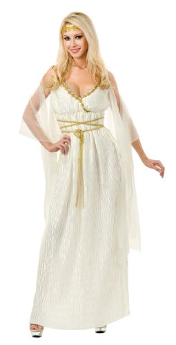Sexy Toga Dresses (Grecian Princess Adult Costume - X-Large)