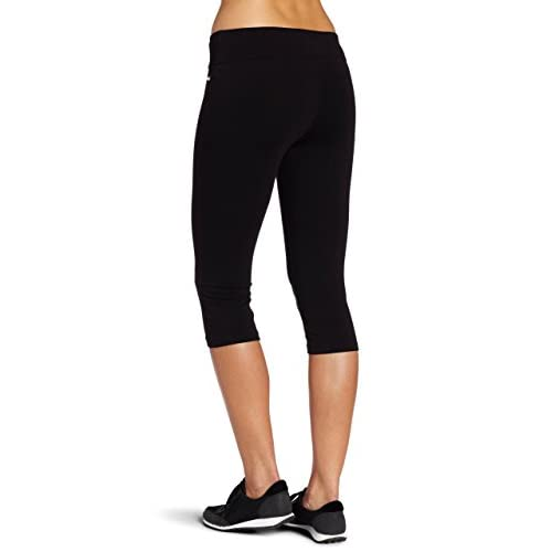 BAOMOSI Women's Cotton Tights Capri Yoga Running Workout Leggings Pants