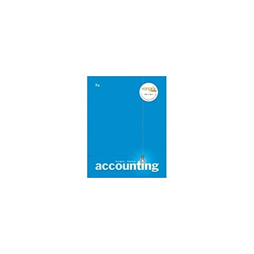 Accounting Textbook Accounting (7th Edition) (MyAccountingLab Series) (Hardcover)