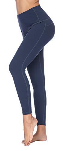 bfc2b6f56a0 X-Fit Sports Women High Waisted Yoga Pants - Running Workout Legging with  Hidden Pocket