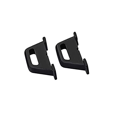 fayle 2 pcs Rear Foot Mat for Mavic Pro, Drone Rear Foot Landing Gear Protection Mat pad Protective Cover Accessories for Mavic pro Drone: Home & Kitchen