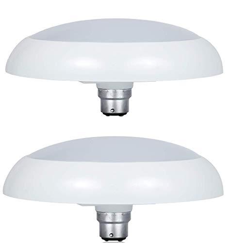 PHILIPS 14W B22 LED White Bulb, Pack of 2