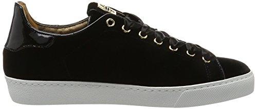 Högl 10 37 0100 Basses Sneakers 4 5 Femme 0316 Noir EU rwgxFr4q5