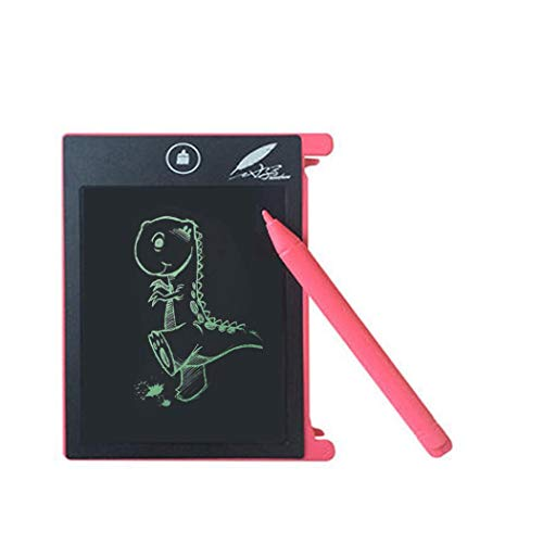 : Oguine 4.4inch LCD Writing Pad Tablet Drawing Memo Board Kids Mini Writing Pad Graphics Tablets