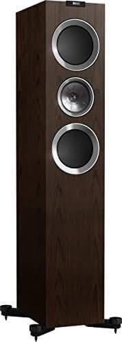 KEF R700 Floorstanding Loudspeaker - Walnut (Pair)