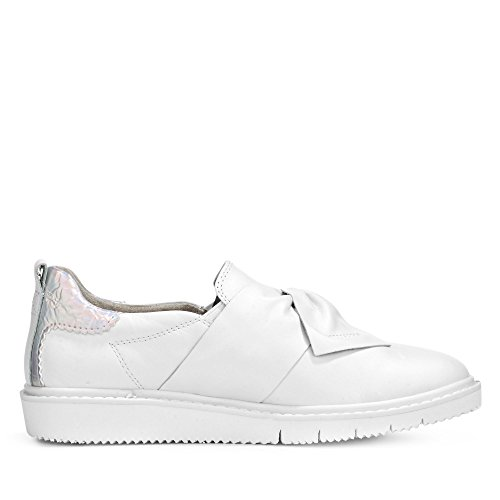 TAMARIS Tamaris Womens Shoe 24709 White/Silver 38