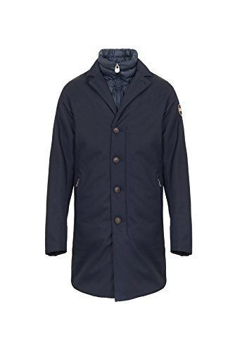 Giubbino Colmar Uomo 1218 1rt riddle blazer 68 navy wool effect fw 17/18