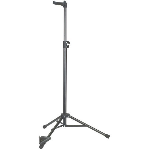 K&M Stands 14160.000.55 Stand for electric double bass - (Support Double Guitar Stand)
