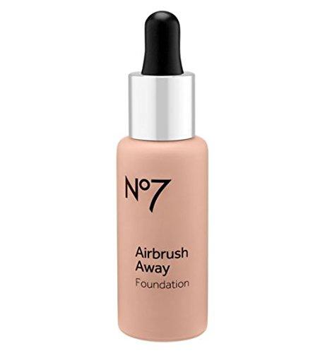 Boots No7 Airbrush Away Foundation (Cool Vanilla)