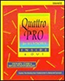 Quattro Pro for Windows Inside and Out, Cobb, Stephen, 0078817684