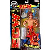 (Jakks Pacific WWE Wrestling Best of ECW Rey Mysterio Action Figure [Red Mask & Pants])