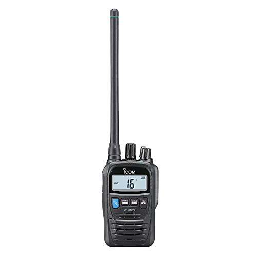 - Icom M85 VHF-HH 5 Watt Compact with Land Mobile