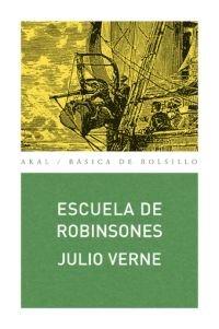 Descargar Libro Escuela De Robinsones Julio Verne
