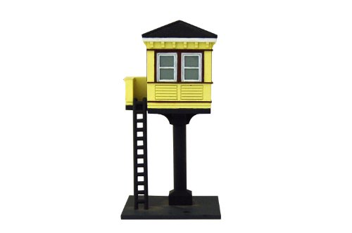 Signal Tower HO Scale Train Building (Ho Signal Tower)