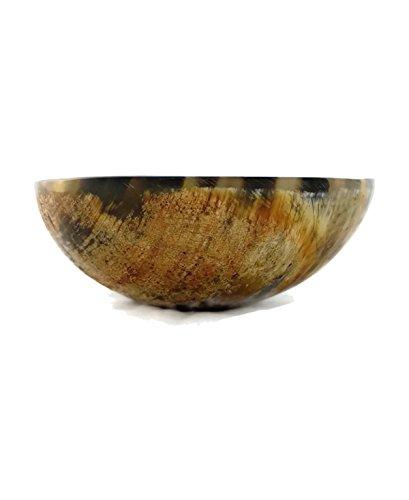 AleHorn Horn Shaving Bowl Natural