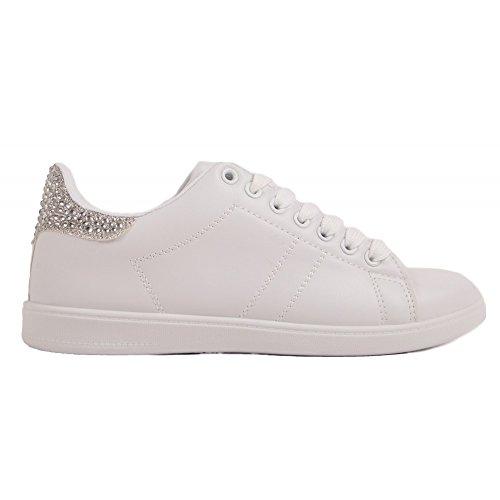 No Name Name Bianco Name Sneaker Bianco Donna No Sneaker No Donna PdCw7qnd