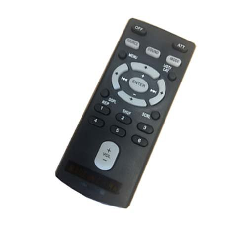 EREMOTE Easy Replacement Remote Control Suitable for Sony CDX-GT81UX CDX-GT56UI CDX-GT570UP CDXGT610US Car CD Acc MP3 Radio Audio System Player ()