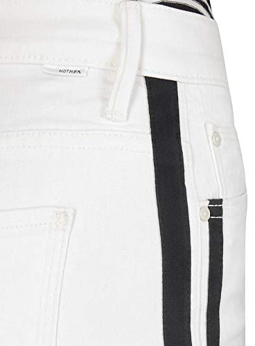 Algodon Mujer Jeans Mother 1157381wir Blanco dZTZqt