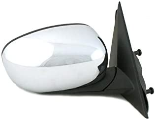 Mirror for Magnum 05-08//Chrysler 300 05-10 Right Side Power Manual Folding Heated Chrome
