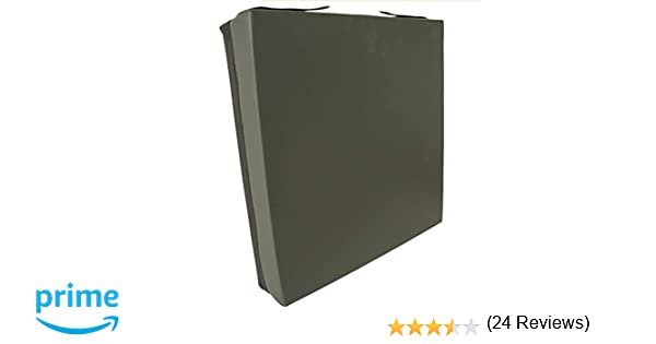 Ualf QA-00308/05 - Cojín Antiescaras Viscoelástico, 40 x 40 x 8 cm