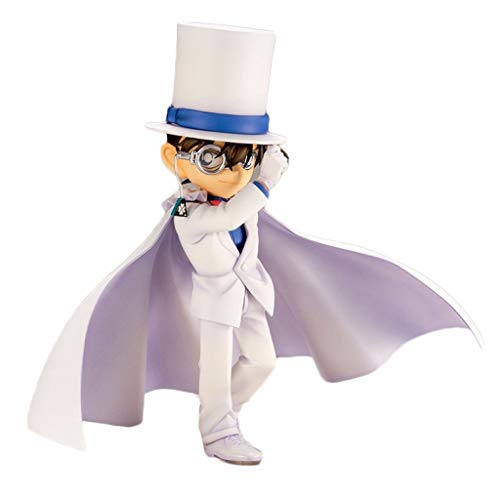 Yanshangqi Detective Conan Case Cerrado Conan Edogawa Jimmy Kudo Nendoroid Figura de accion