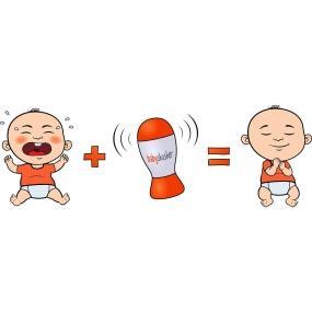 Amazon Com Baby Shusher The Soothing Sleep Miracle For