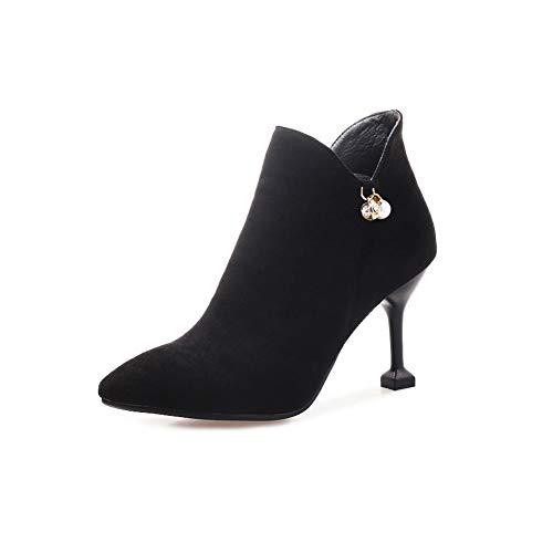 Con Cuña 1to9 Mns03127 Sandalias Negro Mujer qtafEaT6