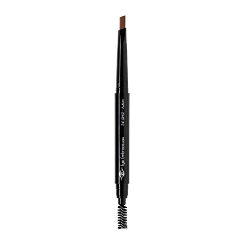 Eye Embrace The Ginge: Auburn Eyebrow Pencil (Waterproof, Double-Ended Automatic Angled Tip & Spoolie Brush, Cruelty…
