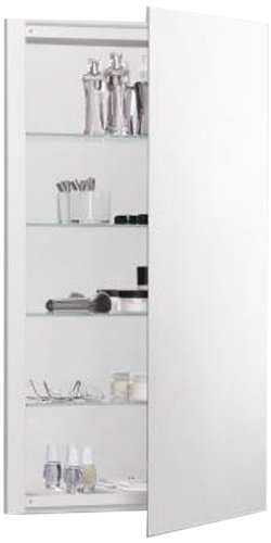 Robern RC2036D4FP1 R3-Series Plain Mirror Medicine Cabinet