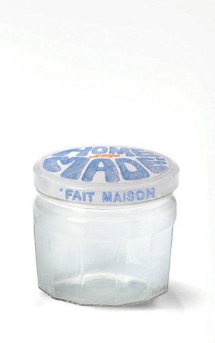 Le Parfait 340 ml Jam Jars, Pack of 6