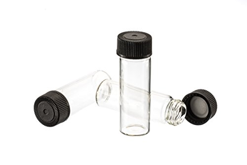 - SE Glass Vials with 1-3/4