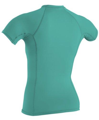 O'Neill Wetsuits Women's Basic Skins Upf 50+ Short Sleeve Sun Shirt