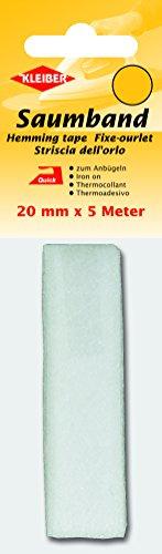 Kleiber 20 mm x 5 m Saumband