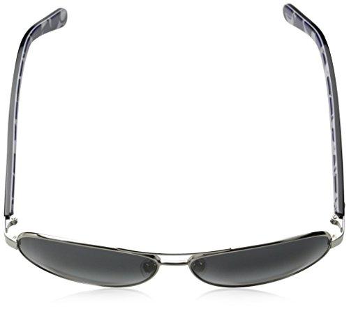 Kate-Spade-Womens-Dalia-2-Aviator-Sunglasses-Silver-Dots-Gray-Gradient-135-mm