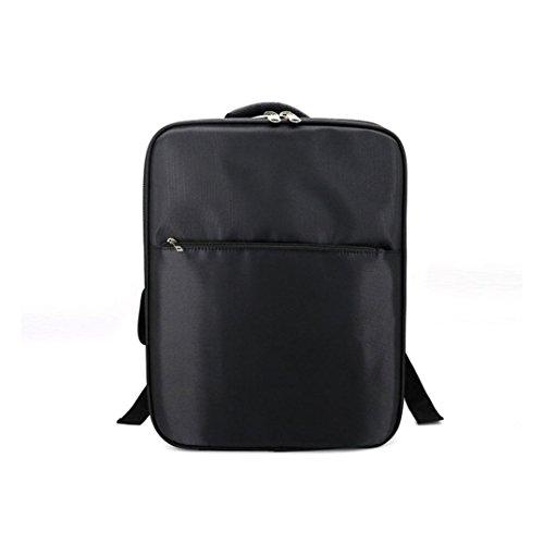 Backpack, Hometom Carrying Shoulder Case Backpack Bag for DJI Phantom 3S 3A 3SE 4A 4 4Pro (Black) by Hometom