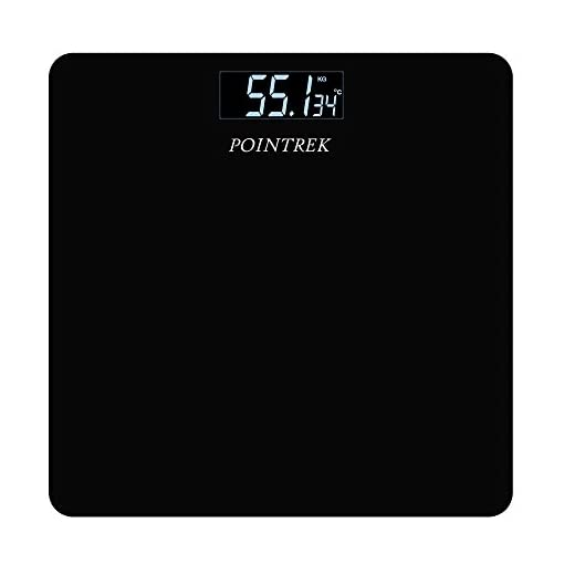 Pointek Electronic Digital LCD Personal Health Body Fitness