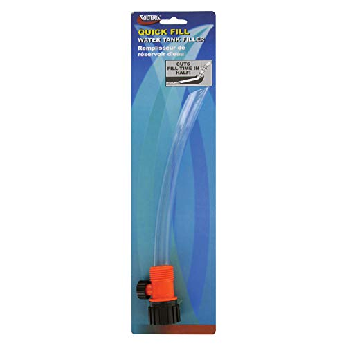 Valterra A01-0031VP Quick Fill Pigtail with Shut-Off - - Tank Filler