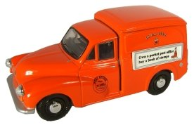 [Oxford Diecast NMM015 Morris 1000 Van Royal Mail] (Van Royal Mail)