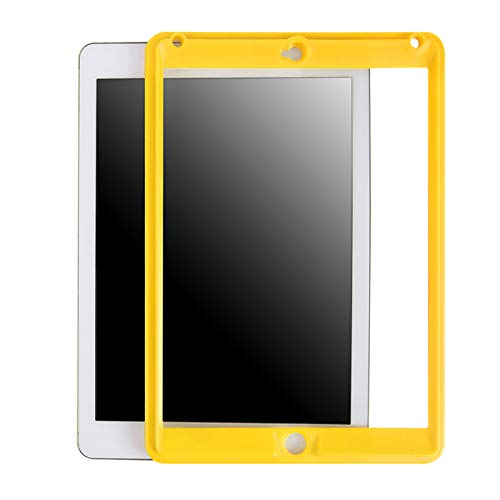 Replacement Screen Protector for HDE Dual Layer Shockproof iPad Cases Compatible with 5th and 6th Generation Apple iPad 9.7 Tablets (Also fits iPad Air 1 and Air 2 Cases) - Screen Protector ONLY (Hde Case Computer)