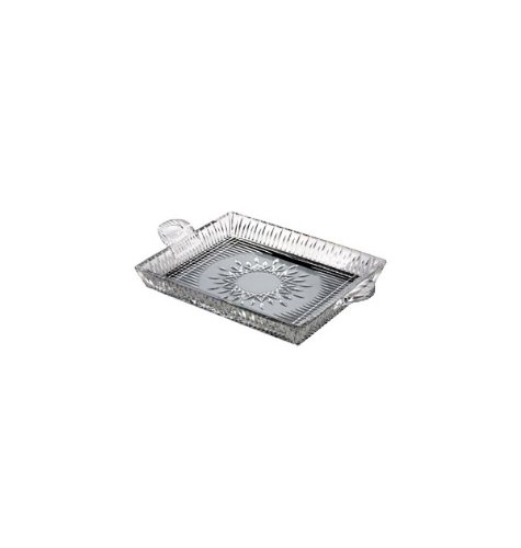 Waterford Lismore Diamond Square Serving Tray