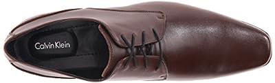 Calvin Klein Men's Brodie Leather Oxford