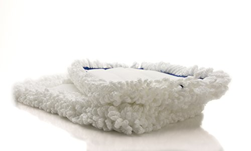 The Simple Scrub Cleaning Pads-Cloth Pad-2 Pack-For Drying off the Bathtub-Shower-Mirrors-Windows. Dusting Baseboards and Shining Vent Hoods (Vent Hood Cleaning)