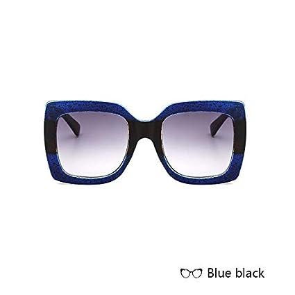 Aprigy - Gafas de Sol de Gran tamaño Cuadrados diseñador de ...