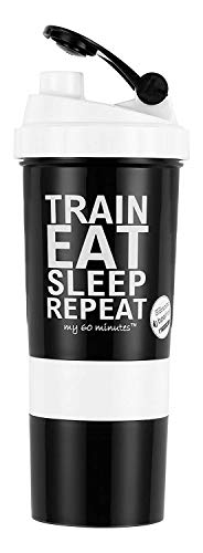 My 60 Minutes MM-S3-809 Gym Shaker, 500ml