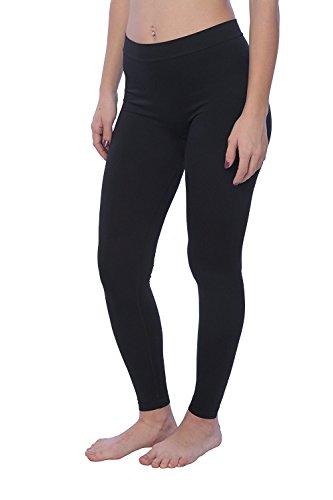 Noir large Long T251 2x Legging Lean Femmes Et wCfRO4qHx