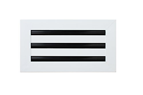 14X6 Standard Linear Slot Diffuser - AC Vent Cover - HVAC Register