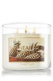 Bath and Body Works pineapple Mango 14.5 Oz Candles by Bath & Body Works