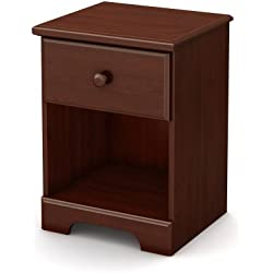 South Shore Summer Breeze Collection Nightstand - Royal Cherry