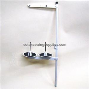 Cutex Sewing Industrial Sewing Machine 2-Spool Thread Stand Set